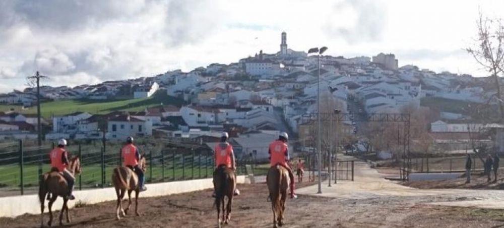 Se celebró el VII Raid Hípico y la III Carrera de Postas Valle del Guadiato 1