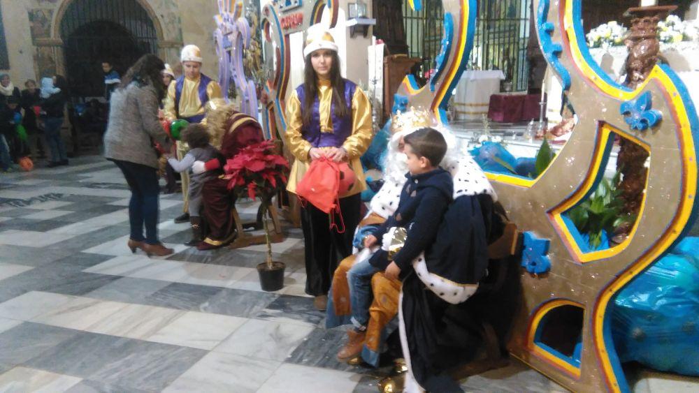 Los Reyes Magos traen la ilusión a Fuente Obejuna 1