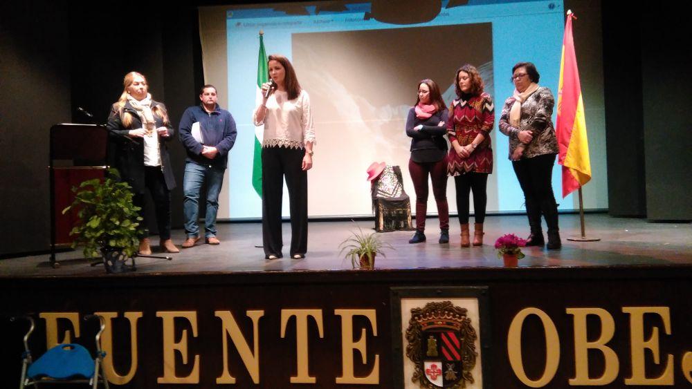 El Centro de Educación Permanente celebra el Día de Andalucía en Fuente Obejuna 1