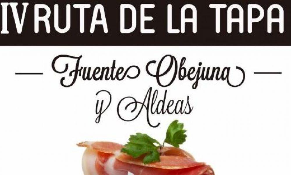 """""""Fuenteovejuna"""" protagoniza la cuarta edición de la Ruta de la Tapa."""