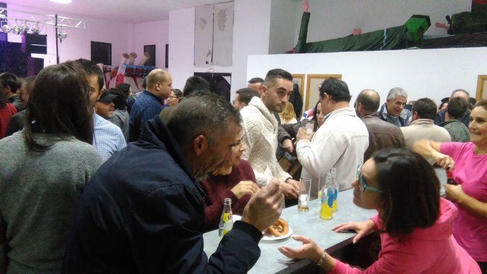 Celebrada la III Fiesta Solidaria en Argallón 1