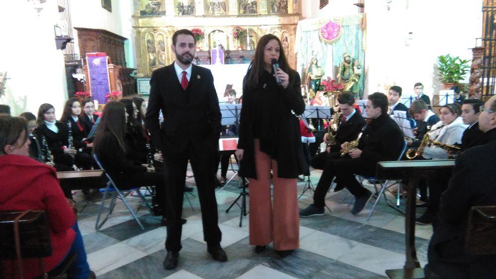 Celebrado en la Parroquia el Concierto Extraordinario de Navidad en Fuente Obejuna 1