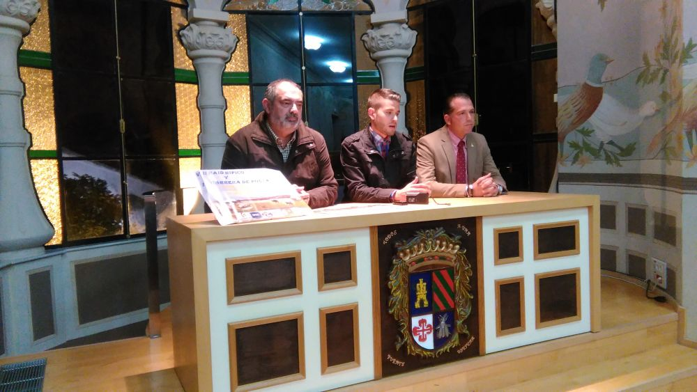Presentación en Fuente Obejuna del VIII Raid Hípico Valle del Guadiato y IV Carrera de Postas 1
