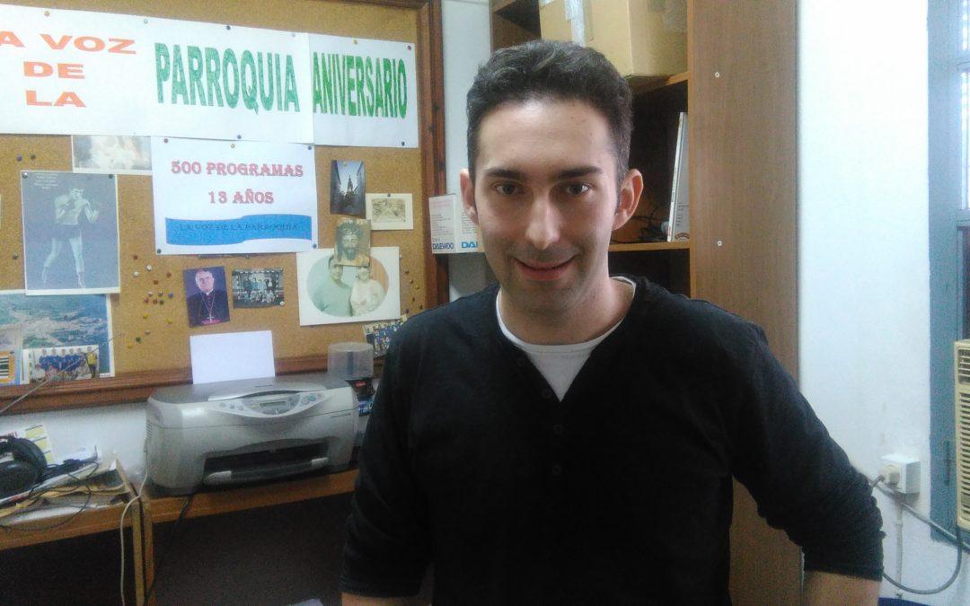 Entrevista a José Joaquín Roldán en RADIOUNA 1