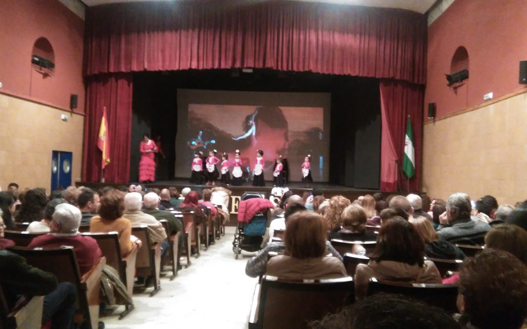 Día de Andalucía flamenco 1
