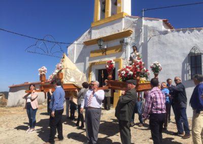 Se  celebraron con tiempo primaveral las Romerías de S. José En Cañada del Gamo y Piconcillo 2
