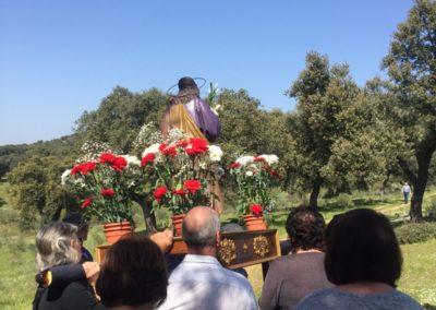 Se  celebraron con tiempo primaveral las Romerías de S. José En Cañada del Gamo y Piconcillo 3