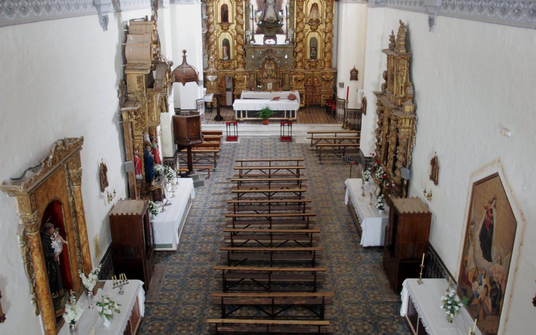 Iglesia de San Francisco y Camarín de la Virgen GALERIA 1