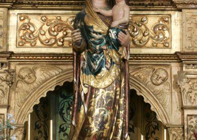 Iglesia Parroquial Ntra. Sra. del Castillo galeria 10