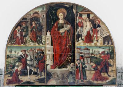 Iglesia Parroquial Ntra. Sra. del Castillo galeria 23