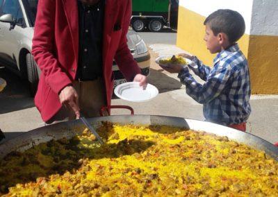Se  celebraron con tiempo primaveral las Romerías de S. José En Cañada del Gamo y Piconcillo 7