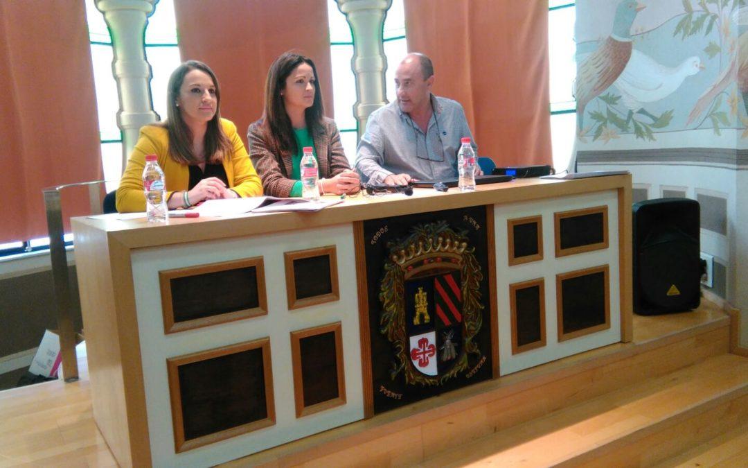 La delegada de Educación clausura las II Jornadas de la Red Asesora cuyo objetivo es mejorar la práctica educativa 1