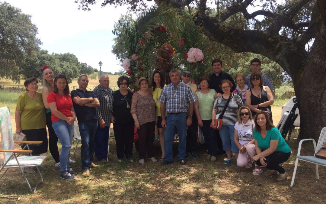 Romería en Honor de San Antonio