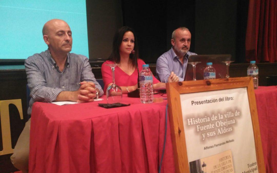 Presentación libro Alfonso Fernández 2