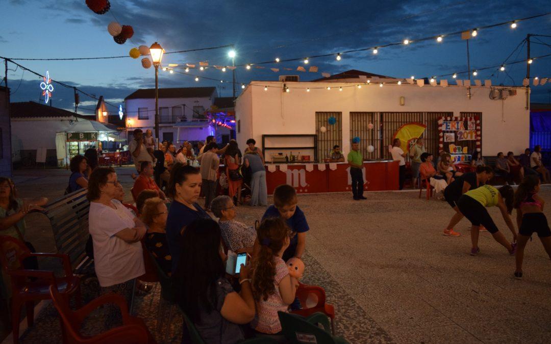 El Porvenir celebró su feria y fiestas 2017 1