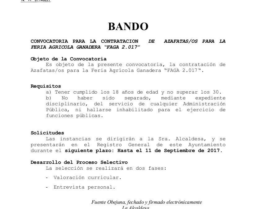 bando_azafatas_faga_2017