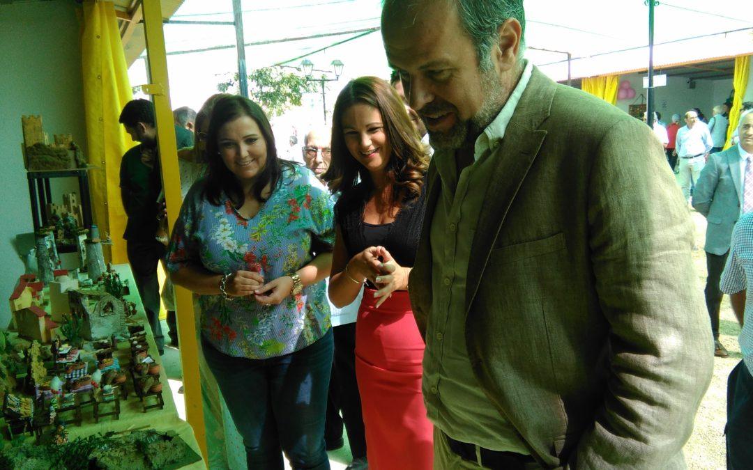 El delegado de Medio Ambiente destaca el liderazgo del sector ganadero y la proyección nacional de FAGA 2017