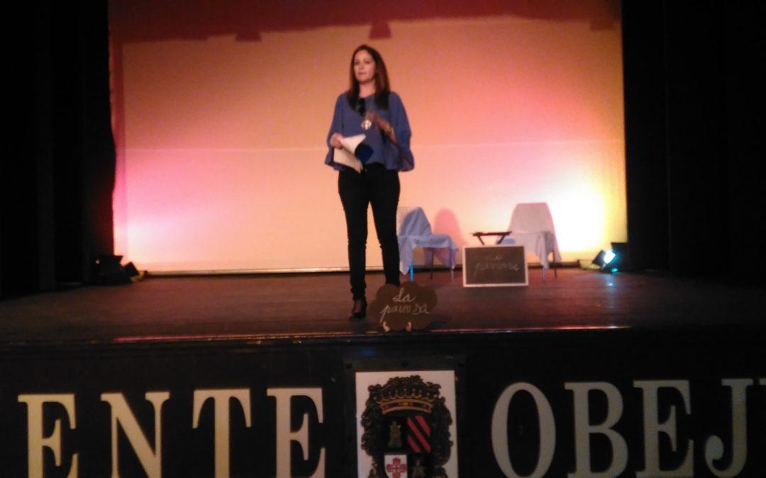 """La obra teatral """"Y si hablamos de feminismo?"""" se representó en FuenteObejuna con motivo del Día Internacional de las Mujeres Rurales 1"""