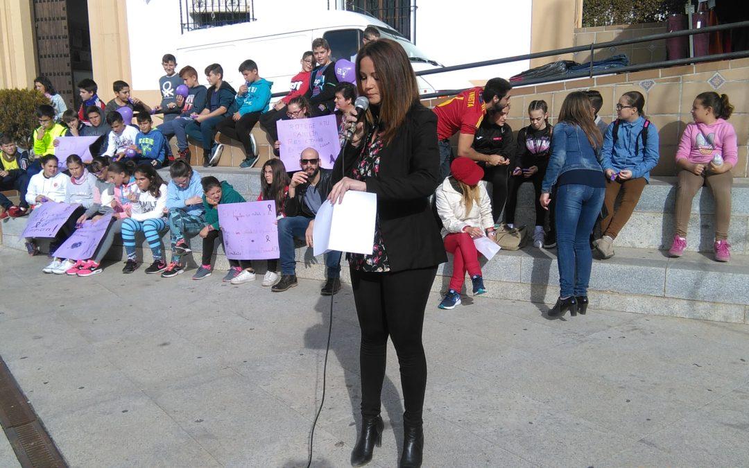 Día Internacional de la Eliminación de la Violencia contra la Mujer en Fuente Obejuna 1