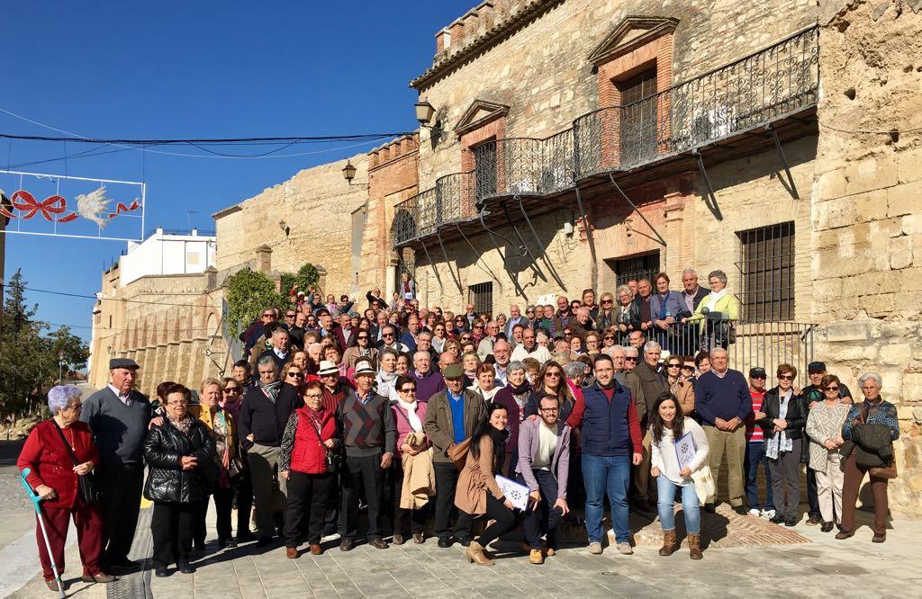 """Excursión a Santaella dentro de las actividades de Los Jueves de Ocio"""" 1"""