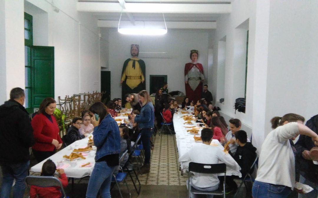 Fuente Obejuna celebra Santa Cecilia, patrona de la música, con su tradicional chocolatada con churros y una gran paella 1