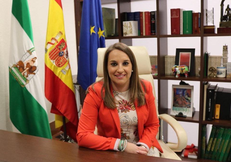 Esther Ruiz Córdoba ha sido nombrada Delegada del Gobierno de la Junta de Andalucía en Córdoba 1
