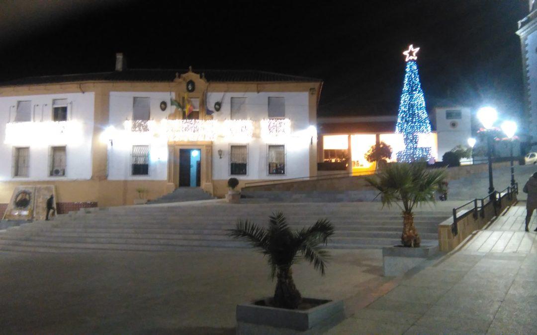 La inauguración del alumbrado da inicio a la Navidad 2017 en Fuente Obejuna y sus catorce aldeas 1