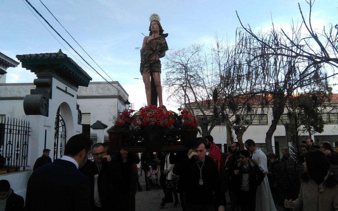 Fuente Obejuna celebró el Día del Patrón San Sebastián  1