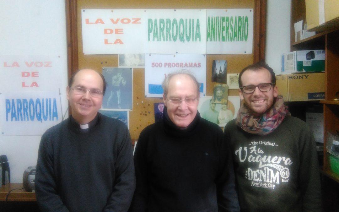 """15º ANIVERSARIO DE  """"LA VOZ DE LA PARROQUIA""""  1"""