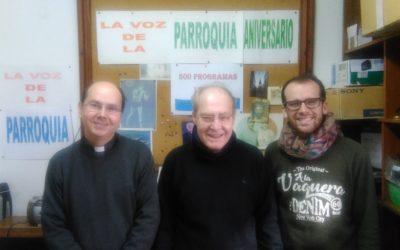 """15º ANIVERSARIO DE  """"LA VOZ DE LA PARROQUIA"""""""