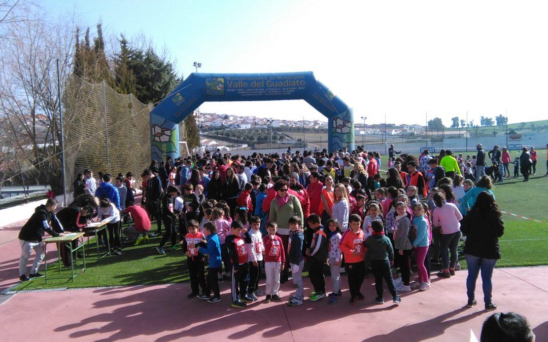 Celebrada la Carrera por la Paz 2018 en Fuente Obejuna que ha contado con una gran participación 1