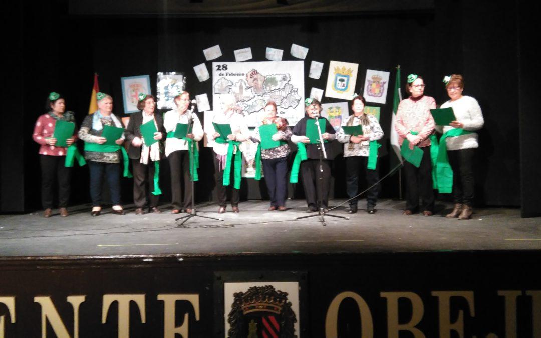 """El Centro de Educación Permanente """"Valle del Guadiato""""  Fuente Obejuna celebra un año más el Día de Andalucía 1"""
