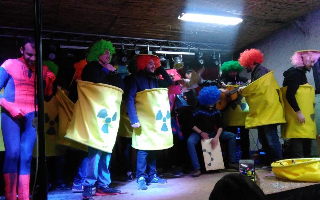Fuente Obejuna celebra su Carnaval 2018 que contó con una gran participación 1
