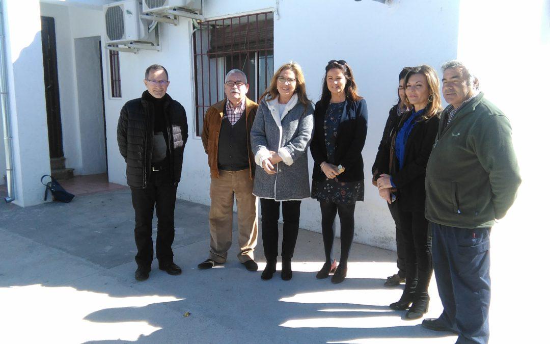 La Junta acomete mejoras en la estructura del consultorio de Ojuelos Altos por valor de más de 22.000 euros  1