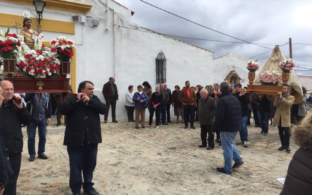 La tradicional Romería de San José se celebró un año más en Cañada del Gamo 1
