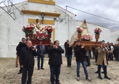 La tradicional Romería de San José se celebró un año más en Cañada del Gamo 2