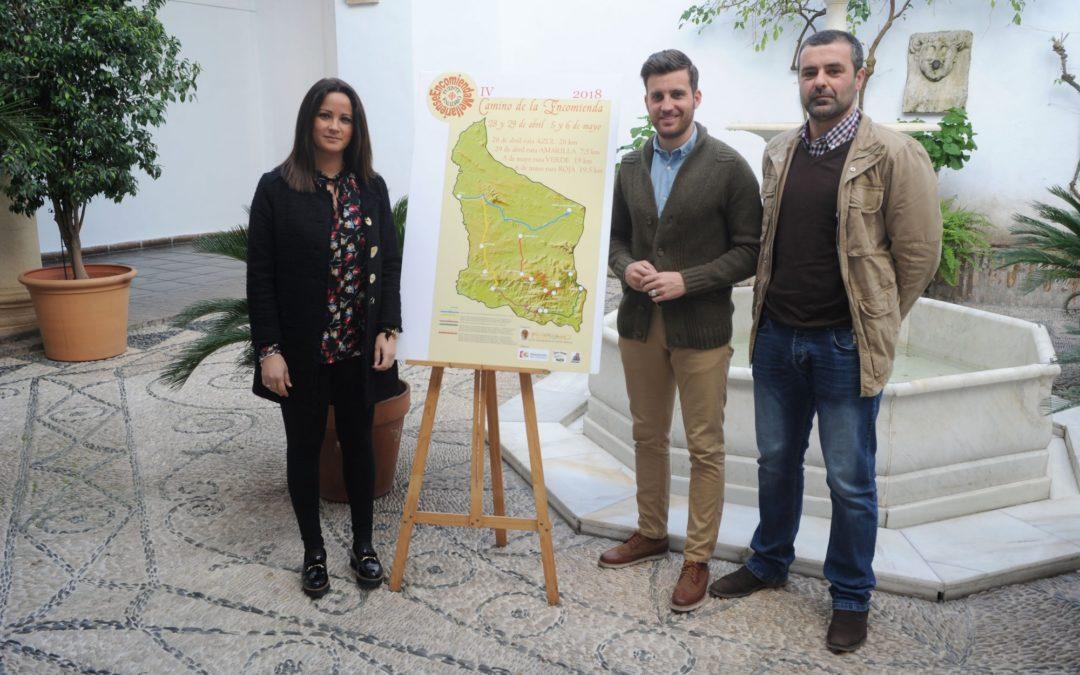 Fuente Obejuna difunde la riqueza natural de sus 14 aldeas con el Camino de la Encomienda Mellariense 1