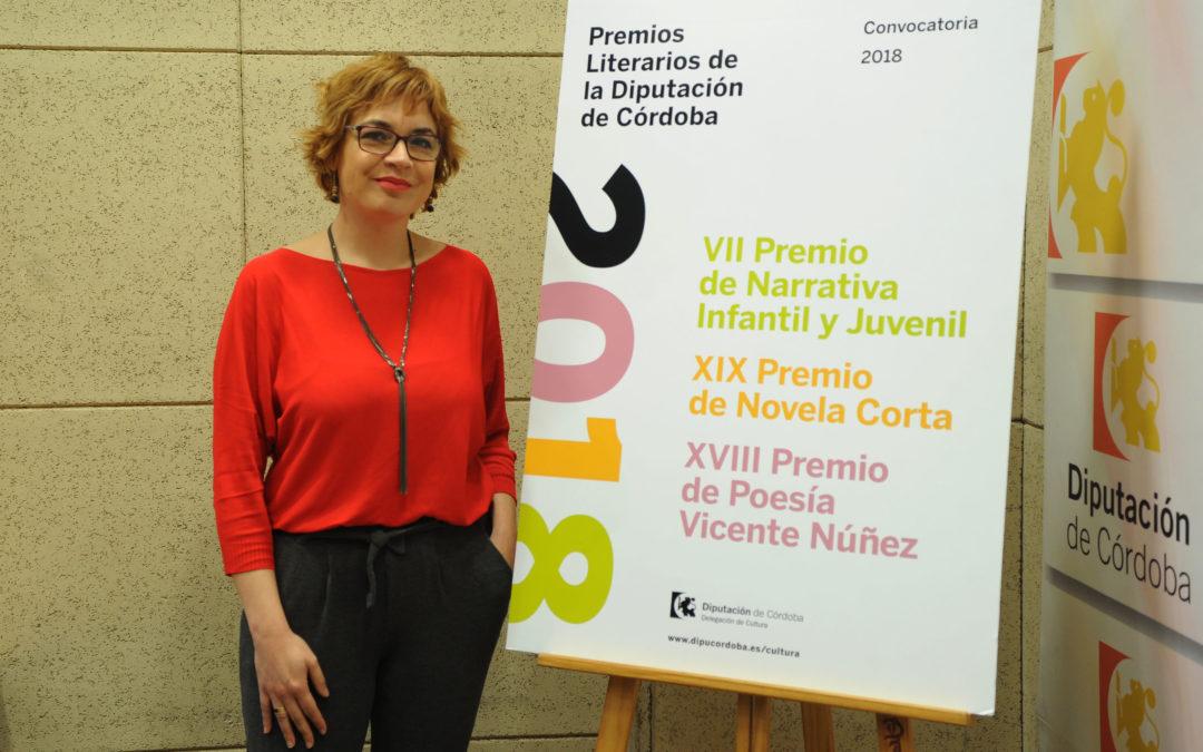 Premios literarios de la Delegación de Cultura 1