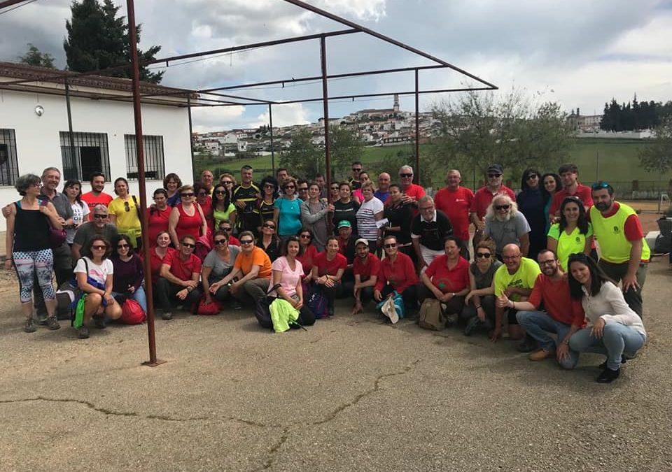 Más de doscientos participantes disfrutan de la IV Encomienda Mellariense que se celebró en dos fines de semana 1