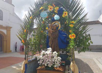 Argallón y Ojuelos Altos celebraron sus Romerías 2018 con un excelente tiempo primaveral 7
