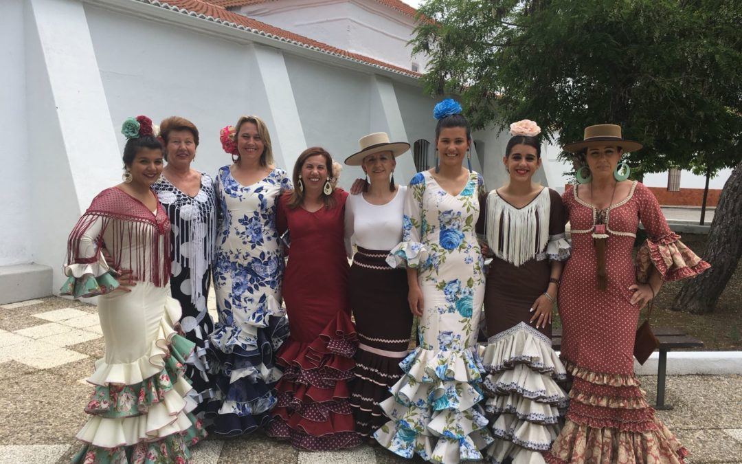 Las aldeas mellarienses Cuenca Y Ojuelos Bajos celebraron sus Romerias 2018 1