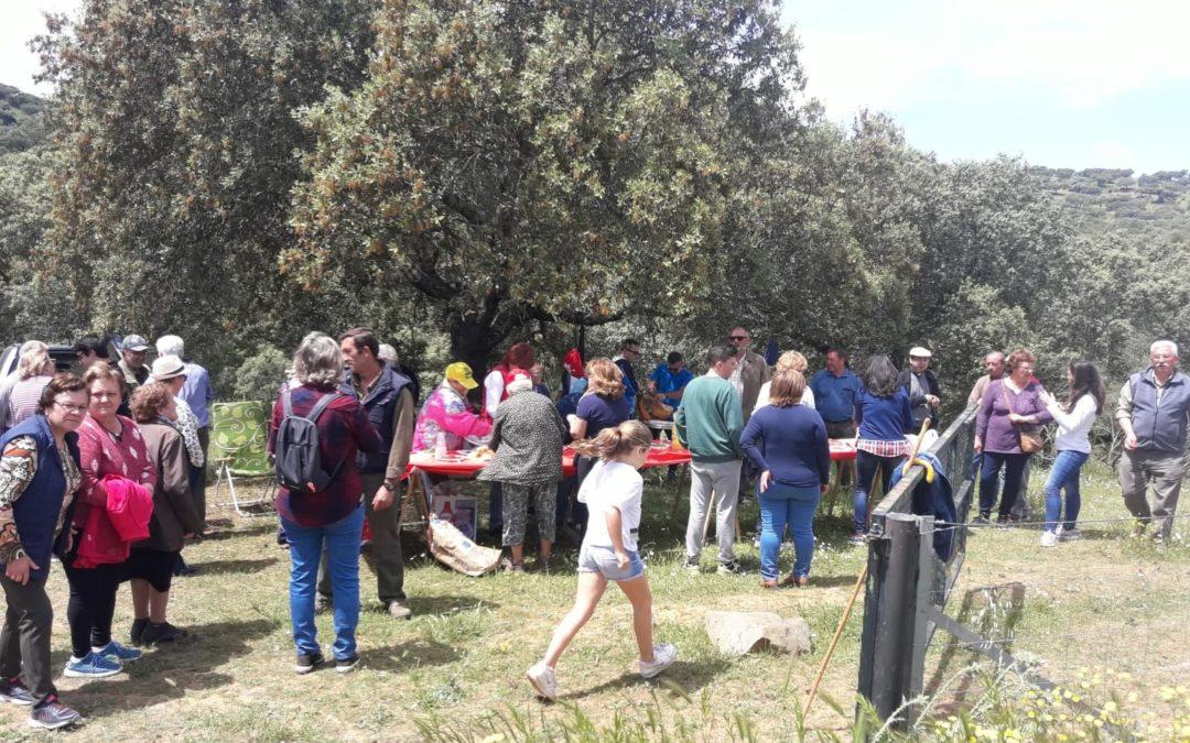 Las aldeas de Fuente Obejuna celebran sus Romerías con tiempo primaveral 1