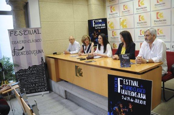 Fuente Obejuna busca consolidar su Festival de Teatro Clásico con seis obras con sello andaluz y grandes actores para sus cursos de verano 1