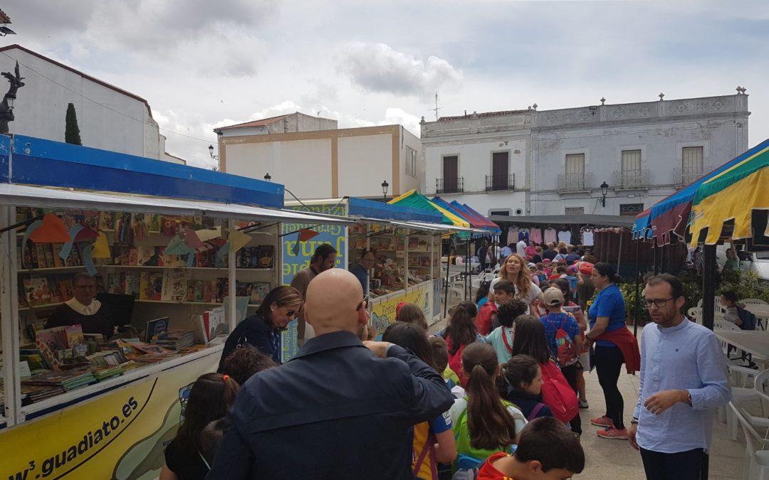 Celebrada con éxito la Feria del Libro 2018 en Fuente Obejuna 1