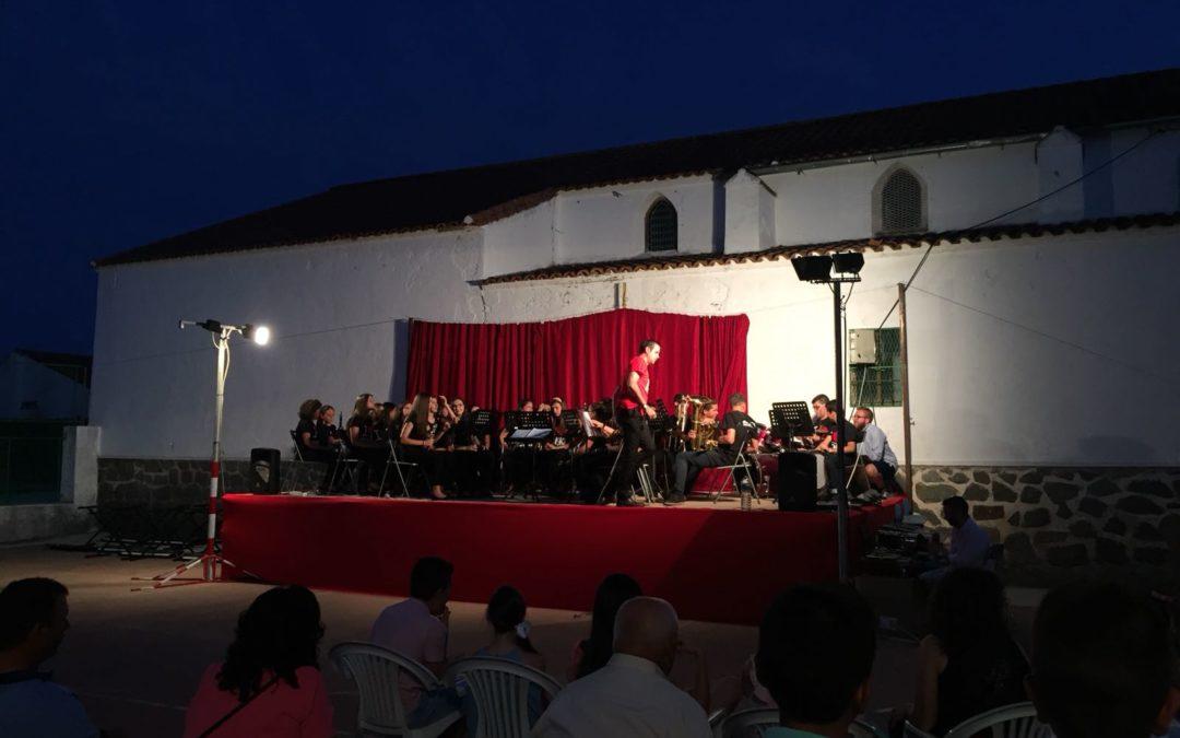 La Escuela Municipal de Música ofreció su audición musical de final de curso 2018 en el Colegio San Sebastián 1