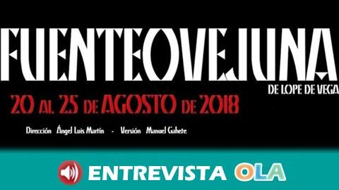 Fuente Obejuna se convierte desde hoy en el epicentro del teatro popular a través de la representación de la obra homónima de Lope de Vega 1