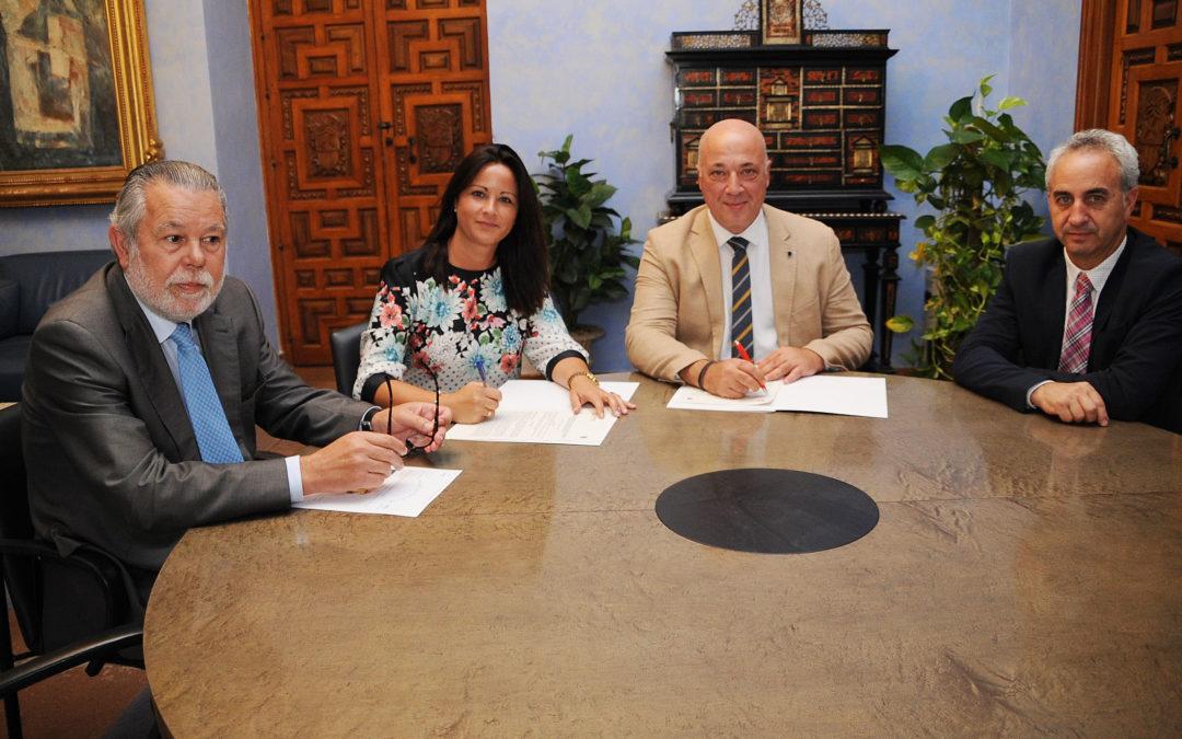 La Diputación de Córdoba acometerá la renovación de una red de agua de Fuente Obejuna 1