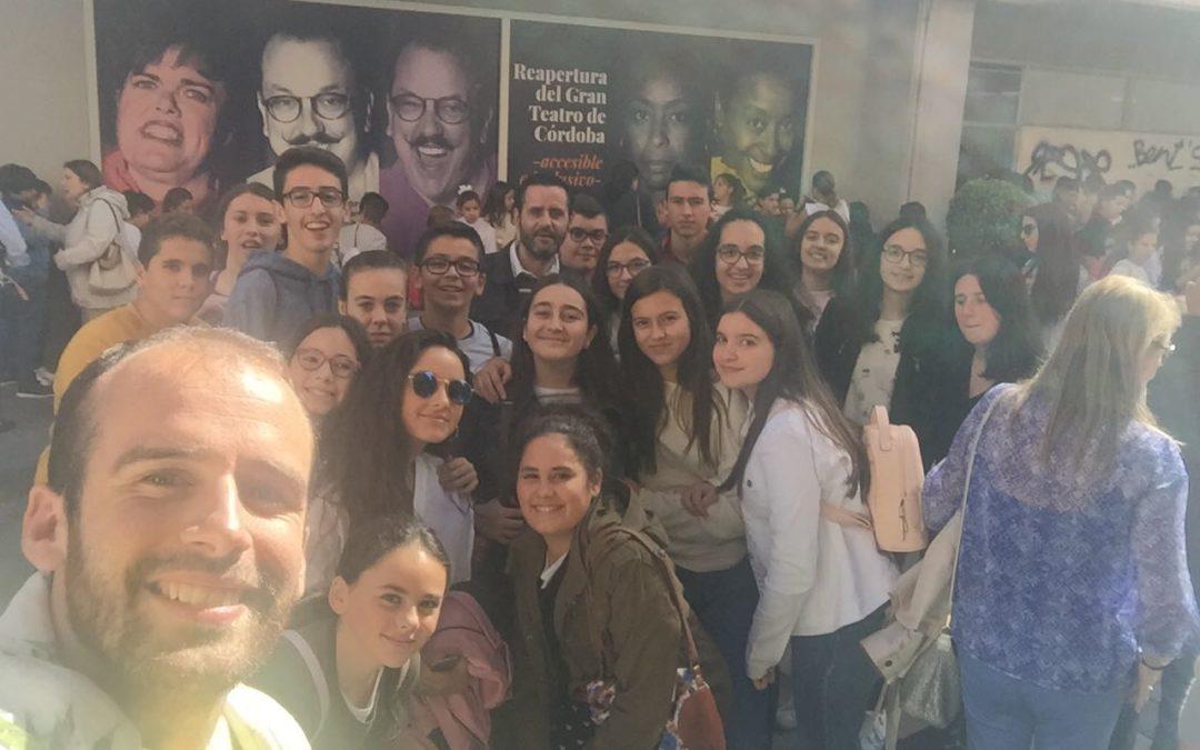 Fuente Obejuna participa en los conciertos didácticos del Área de Cultura de la Diputación de Córdoba 1