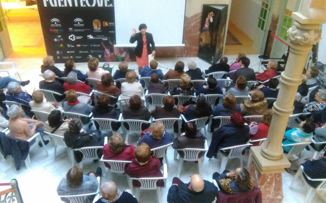 """El taller """"haciendo los sueños realidad"""" reúne a sesenta personas en el Palacete Modernista de Fuente Obejuna 1"""