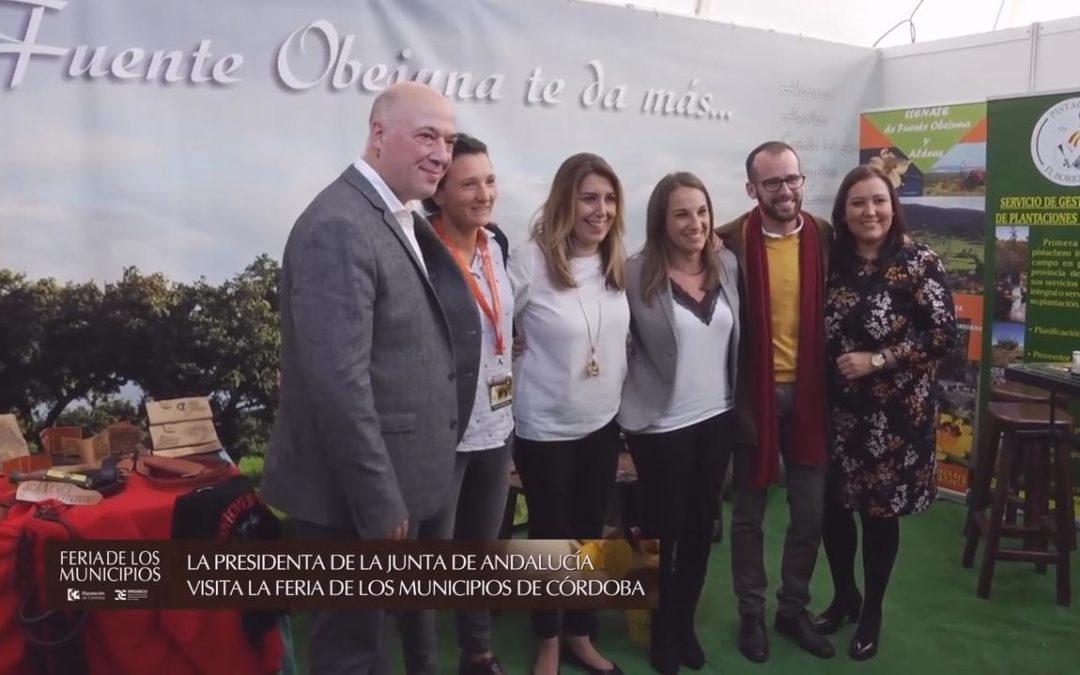 Fuente Obejuna estuvo presente en la Feria de los Municipios que cierra su novena edición con cerca de 40.000 visitas 1